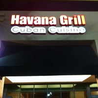Photo taken at Havana Grill by Rolando R. on 2/16/2012