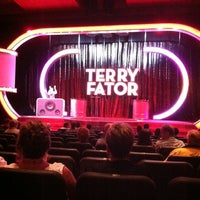Photo taken at Terry Fator Theatre by Justin Z. on 5/12/2012