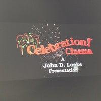 Photo taken at Celebration! Cinema & IMAX by 👑 JoAnne R. on 5/12/2012