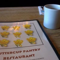 Photo taken at Buttercup Pantry Restaurant by Corri I. on 2/4/2012
