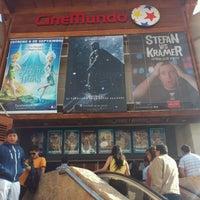 Photo taken at Cine Hoyts by Nicolás G. on 9/8/2012
