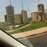 Photo taken at Al-Bida'a Roundabout by Tota T. on 5/29/2012