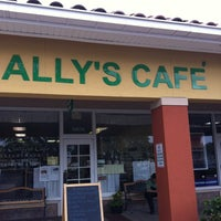 Photo taken at Ally's Comfort Cafe by Johnny L. on 3/7/2012