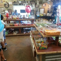 Photo taken at Wintons Island Candy Shop by Karen F. on 7/29/2012