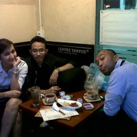 Photo taken at Coffee Toffee by Marsyah on 3/26/2012