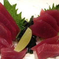 Photo taken at Samurai Japanese Restaurant by Holly B on 3/9/2012