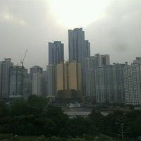 Photo taken at Westin Chosun Busan by Seunghoon K. on 7/6/2012