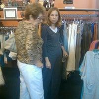 Photo taken at Apricot Lane Boutique by Eric M. on 5/13/2012