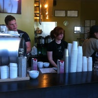 Photo taken at Flying Goat Coffee by Andy R. on 6/3/2012
