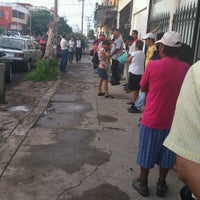 Photo taken at INE Instituto Nacional Electoral by Saulo Z. on 8/22/2012