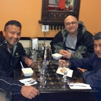 Photo taken at Bengali Sweets Chaat Cafe by Michael N. on 3/16/2012