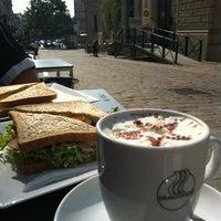 5/30/2012にEva S.がblueorange - coffee & bagelで撮った写真
