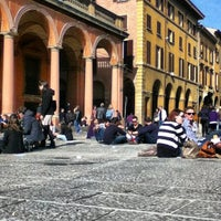 Photo taken at Piazza Verdi by Giovanni P. on 3/12/2012