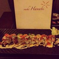 Foto scattata a Sushi Hanabi da James C. il 3/22/2012