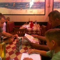 Photo taken at Giovanni's Pasta Pizza Palace by Leah S. on 8/4/2012