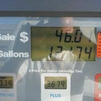 Photo taken at Chevron by Bryan A. on 6/23/2012