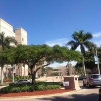 Photo taken at NSU: Carl DeSantis Building by Eddie Z. on 2/20/2012