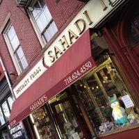 Photo taken at Sahadi's by Ezra S. on 4/10/2012
