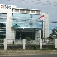 Photo taken at Bank BNI Parigi by Rommy W. on 4/23/2012