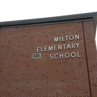 Photo taken at Milton Elementary School by Harjit on 5/23/2012
