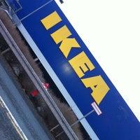 Das Foto wurde bei IKEA von Manfred W. am 2/23/2012 aufgenommen