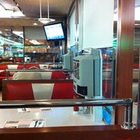 Photo taken at Four Star Diner Union City by Alex T. on 9/7/2012