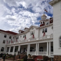 Photo taken at Stanley Hotel by Hubert F. on 9/2/2012
