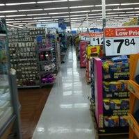 Photo taken at Walmart Supercenter by BB Q. on 7/22/2012