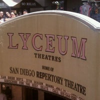 Photo taken at Lyceum Theatre by Mercedes T. on 4/29/2012