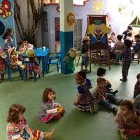 Photo taken at Escola Educacional PUER by Paula E F. on 6/29/2012