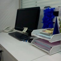 Photo taken at Indigolind Company by Peach P. on 3/1/2012