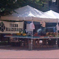 Photo taken at Printer's Row Farmers Market by Lainey C. on 6/23/2012