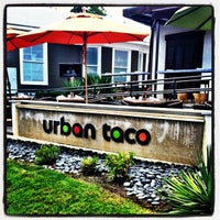 Photo taken at Urban Taco by Cynthia S. on 7/12/2012