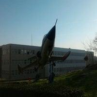 3/29/2012 tarihinde Ersanziyaretçi tarafından Uçak ve Uzay Bilimleri Fakültesi'de çekilen fotoğraf