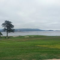 Photo taken at The Tap Room at Pebble Beach by Barry M. on 8/22/2012