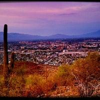 Photo taken at Tumamoc Hill by Randy K. on 7/3/2012