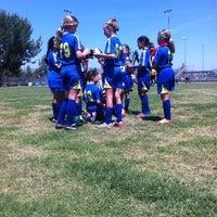 Photo taken at Arroyo Vista Community Park by Alistair J. on 4/28/2012
