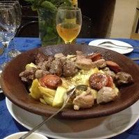 Photo taken at Restaurante Canta Gallo by Samir K. on 5/18/2012