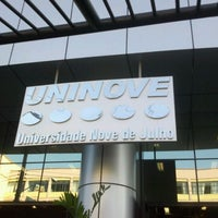 Photo taken at Universidade Nove de Julho (UNINOVE) by Renato B. on 2/29/2012