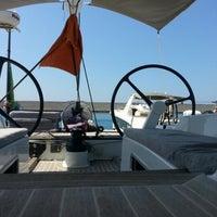Photo taken at Marina S. Giorgio by Giorgio C. on 8/18/2012