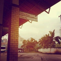 Foto tirada no(a) Terminal Urbano por Fabio P. em 7/17/2012