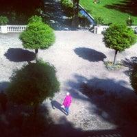 Das Foto wurde bei Körnerpark von Olga am 8/25/2012 aufgenommen