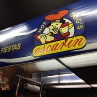 Foto tomada en Hot Dog's Oscarín por Alejandro B. el 3/14/2012