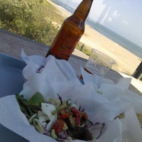 Photo taken at Beach House Tacos by Derrick P. on 5/9/2012