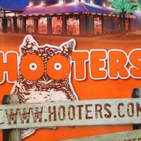 Photo taken at Hooters by Steven B. on 5/21/2012