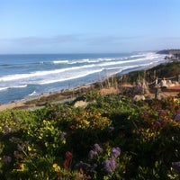 Photo taken at Del Mar Bluffs by Nathan C. on 4/15/2012