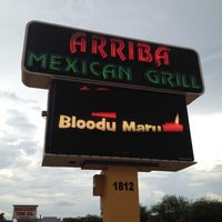 Photo taken at Arriba Mexican Grill by ÄRT ❤️2⛳️ on 7/14/2012