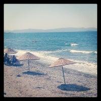 8/24/2012 tarihinde Zaphod B.ziyaretçi tarafından Güzelbahçe Sahili'de çekilen fotoğraf