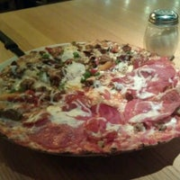Photo taken at California Pizza Kitchen at Circle Centre by Josh H. on 8/30/2012