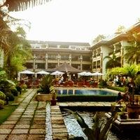 Photo taken at Henann Regency Resort and Spa by Albert P. on 8/24/2012